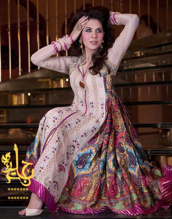Frocks new fashion 2016 new trend for women pakistani education